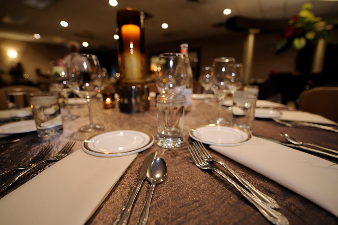 Formal Plated Service
