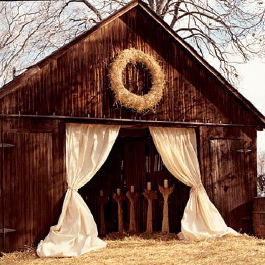 Beware of the Barn