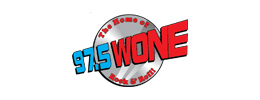 97.5 WONE Logo